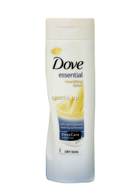 Dove Essential Nourishing Rich Dry Skin Body Lotion 250ml
