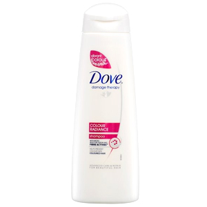 Dove Colour Radiance Shampoo 250ml (UK)