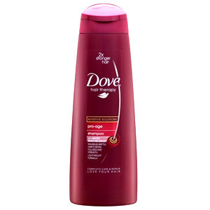Dove Pro Age Shampoo 250ml (UK)
