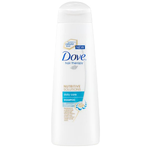 Dove Daily Care Shampoo 250ml (UK)