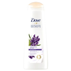 Dove Thickening Ritual Shampoo 250ml (UK)