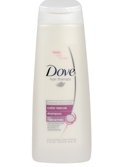 Dove Daily Shine Shampoo 360ml