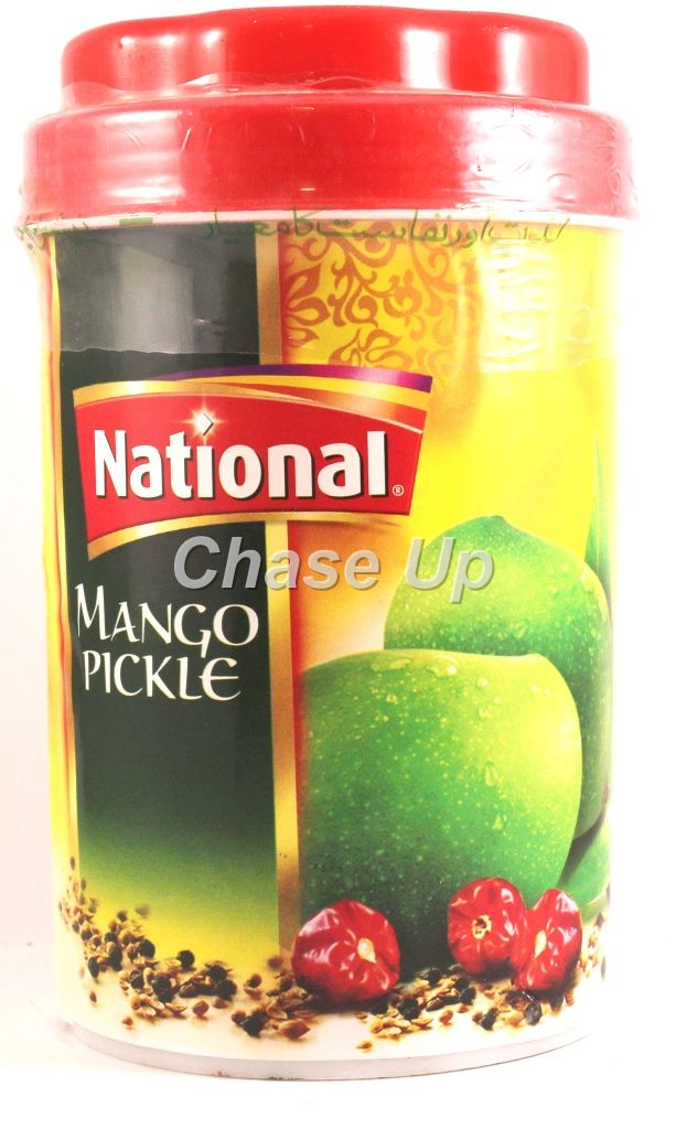 National Mango Pickle Jar 1kg
