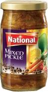 National Hyderabadi Pickle Bottle 320gm