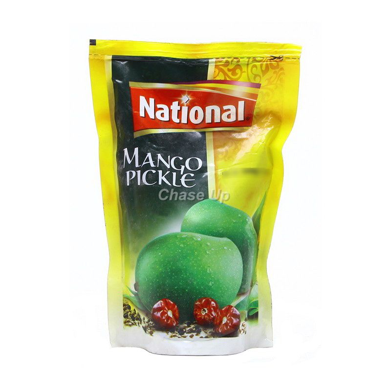 National Mango Pickle Pouch 200gm