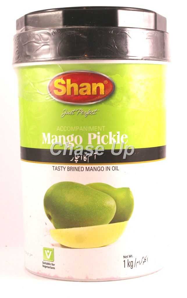 Shan Mango Pickle Jar 1kg