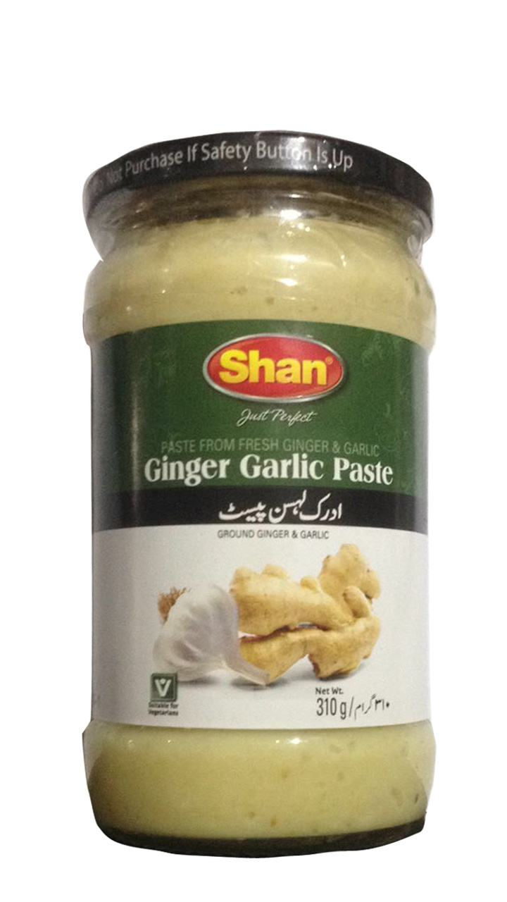 Shan Ginger Garlic Paste 310gm