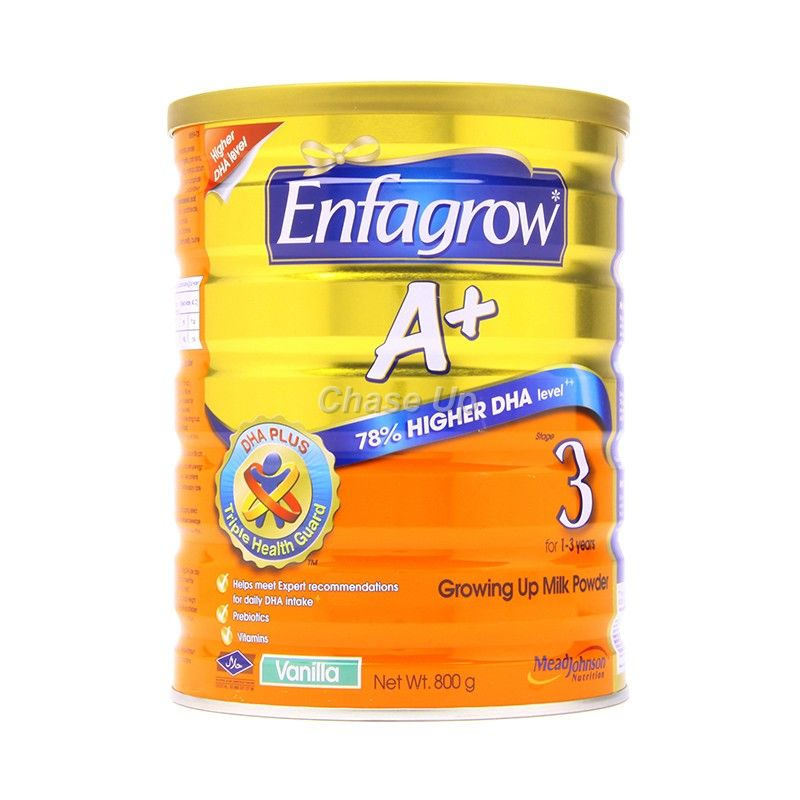 Enfagrow A +3 Baby Milk Powder Tin 800gm