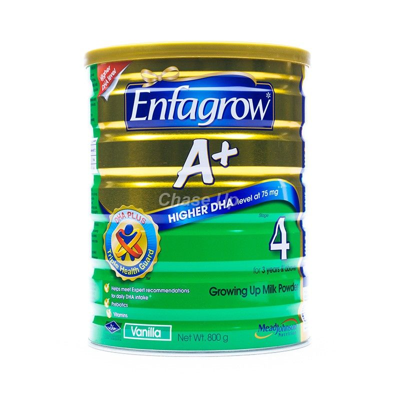 Enfagrow A +4 Baby Milk Powder Tin 800gm