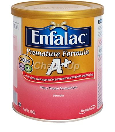 Enfalac A + Premeture Baby Milk Powder Tin 400gm