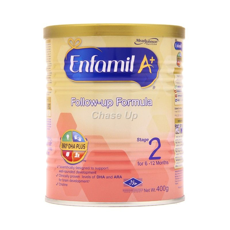 Enfamil A +2 Baby Milk Powder Tin 400gm