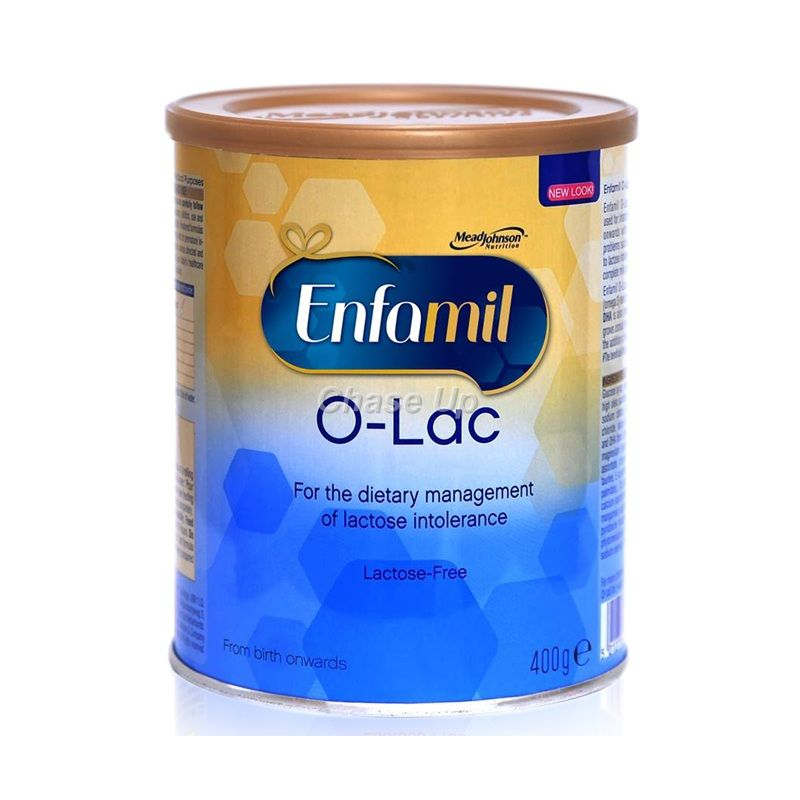 Enfamil Olac Baby Milk Powder Tin 400gm