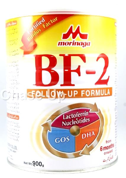 Morinaga BF2 Baby Milk Powder Tin 900gm