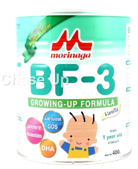 Morinaga BF3 Baby Milk Powder Tin 400gm