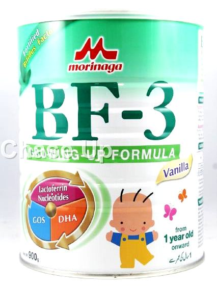 Morinaga BF3 Baby Milk Powder Tin 900gm
