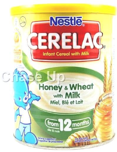 Nestle Cerelac Honey Wheat & Milk Baby Food 400gm