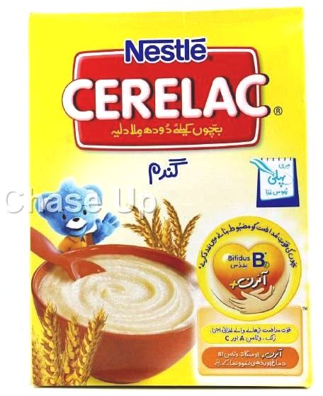 Nestle Cerelac Wheat Baby Food 350gm