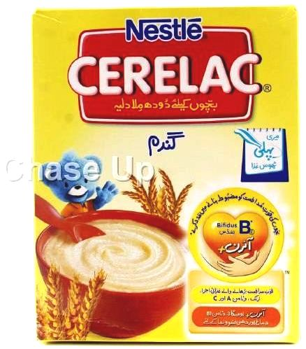 Nestle Cerelac Wheat Baby Food 175gm