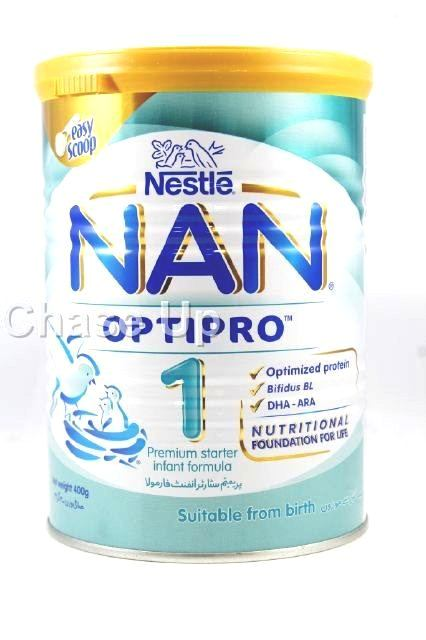 Nestle Nan 1 Protect Start Baby Milk Powder 400gm