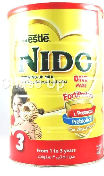 Nestle Nido 1+ Baby Milk Powder Tin 1.8kg