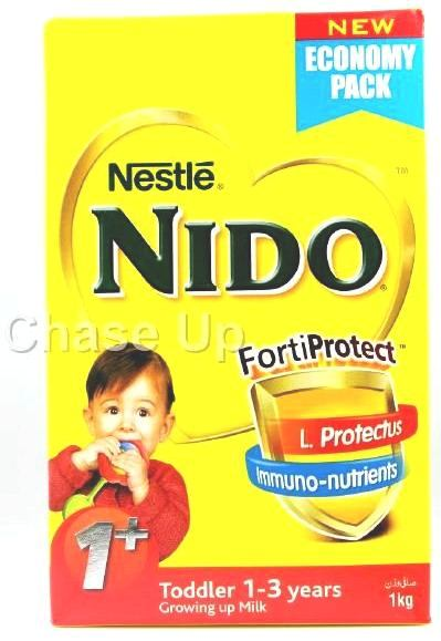 Nestle Nido 1+ Baby Milk Powder Box 1kg