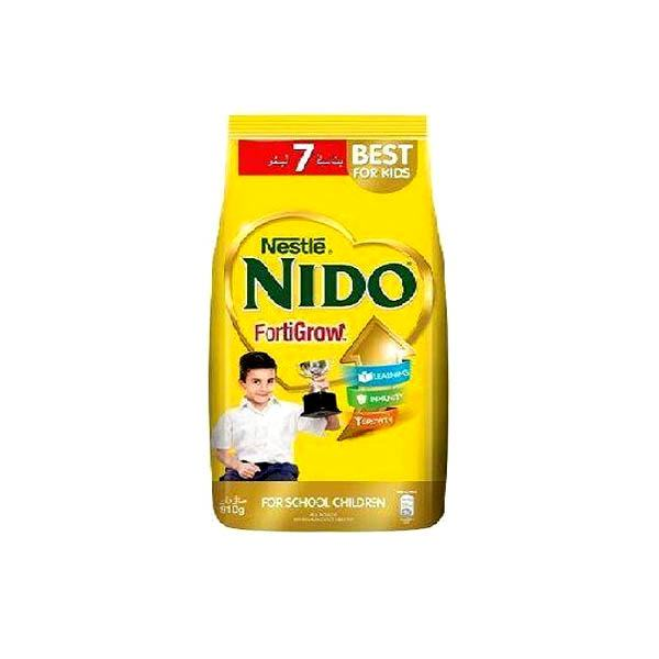 Nestle Nido Fortigrow Powder Milk Pouch 390gm