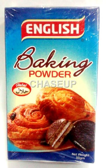 English Baking Powder 50gm