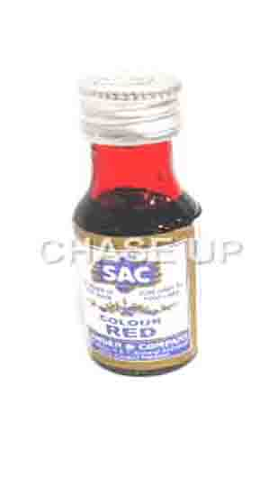 SAC Red Food Color Bottle