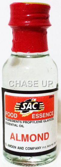 SAC Almond Essence Bottle