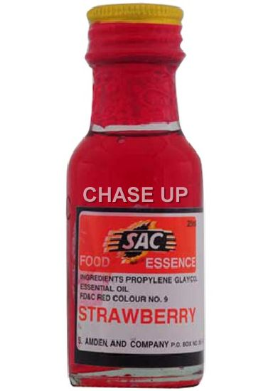 SAC Strawberry Essence Bottle
