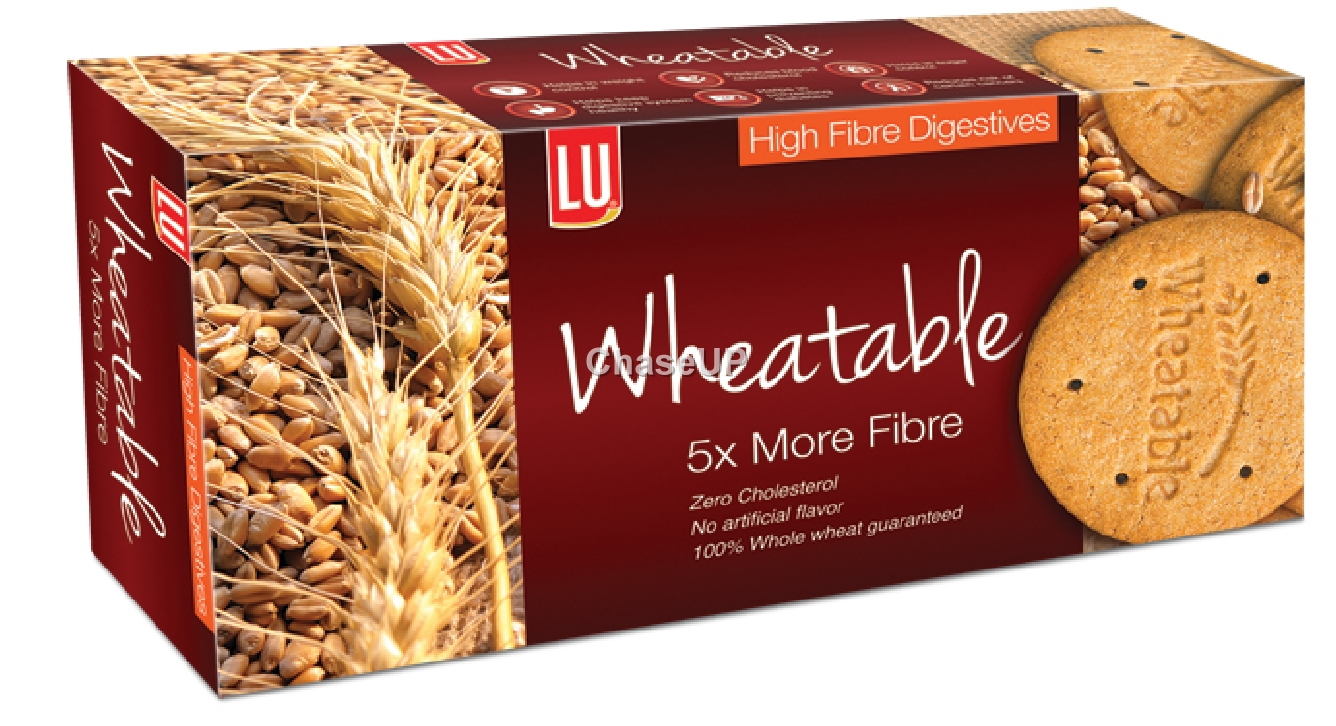 LU Wheatable H/Fiber Biscuit F/P