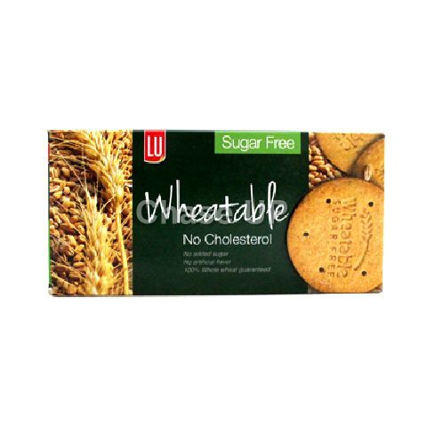 LU Wheatable Sugar Free Biscuit H/R