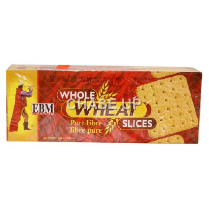 PF Whole Wheat Slices Biscuit F/P