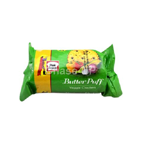 PF Butter Puff Veggi Crackers H/R