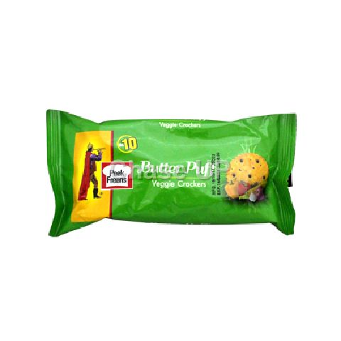 PF Butter Puff Veggi Crackers Mini H/R