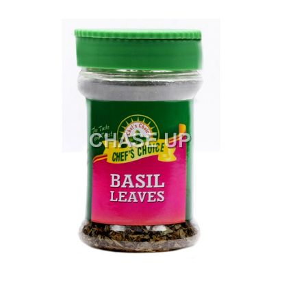 Chefs Choice Basil Leaves 23gm