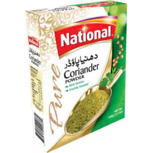 National Corriander Powder Spices 100gm