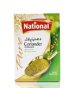National Corriander Powder Spices 50gm