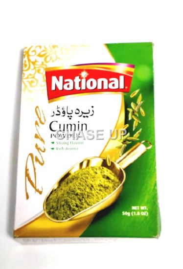 National Cumin Seed Powder Spices 50gm