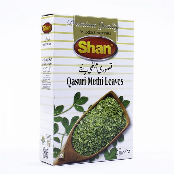 Shan Leaves Qasuri Methi 25gm