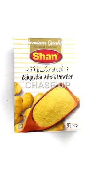 Shan Zaiqadar Adrak Powder Spices 50gm