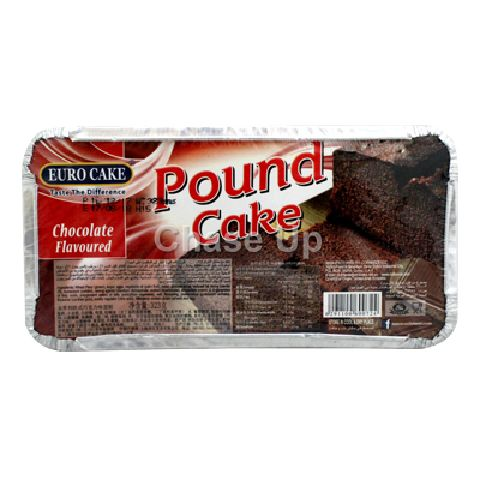 Euro Cake Pound Chocolate Flavour Cake 325gm