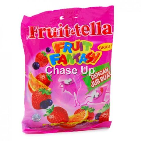 Fruit-tella Fruit Fantasy Candy Bag 105gm