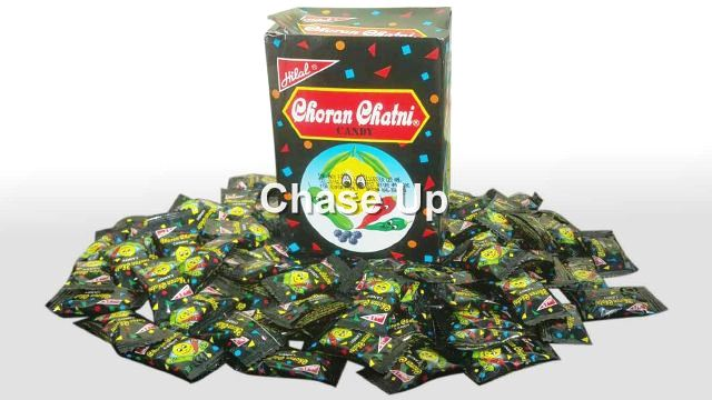 Hilal Choran Chatni Candy Pouch 198gm 55pcs