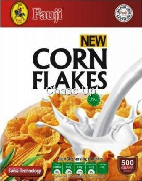 Fauji Corn Flakes 500gm