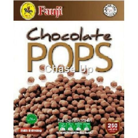 Fauji Chocolate Pops Cereal 250gm