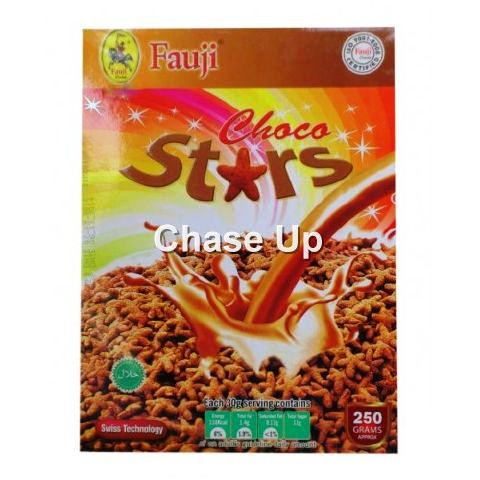 Fauji Chocolate Star Cereal 250gm