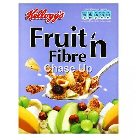 Kelloggs Fruit & Fibre Flakes 500gm