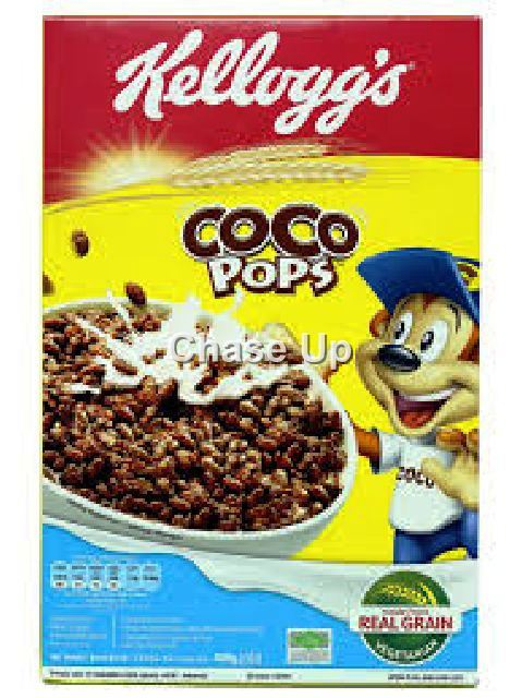 Kelloggs Coco Pops Cereal 400gm