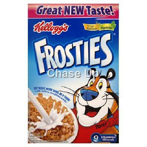 Kelloggs Frosties Cereal Box 300gm